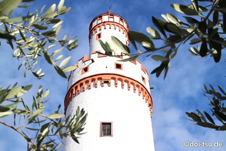 フランクフルトから日帰りで行けるドイツの町、バートホンブルクにあるバートホンブルク城