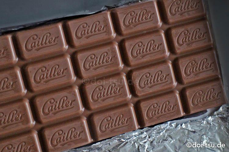 カイエのチョコレート