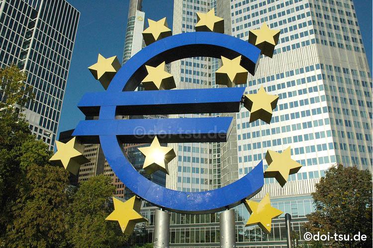 Euro Mark in Frankfurt am Main