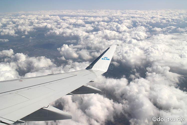【コロナ禍の帰国】フランクフルト→アムステルダム→関空のKLMフライト体験談