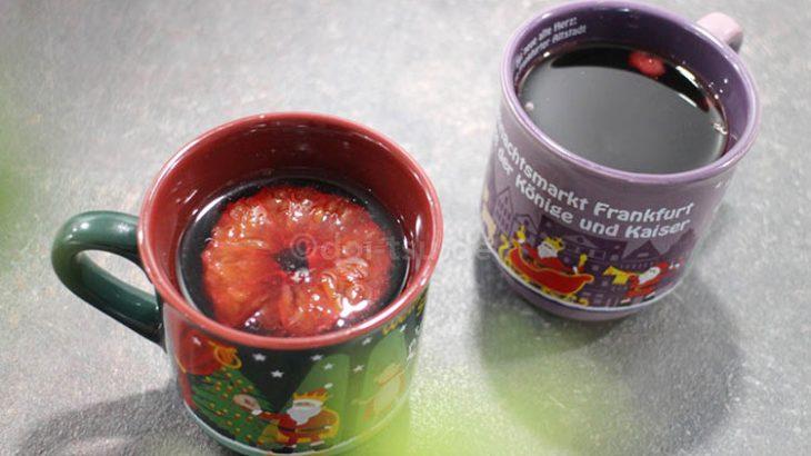 【ドイツ人直伝】絶品!ドイツのホットワイン簡単レシピ・美味しいグリューワインでおうちでクリスマスマーケット!