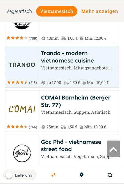 【ドイツのデリバリー】1番人気はLieferando!便利な宅配サービスについて在住者が紹介