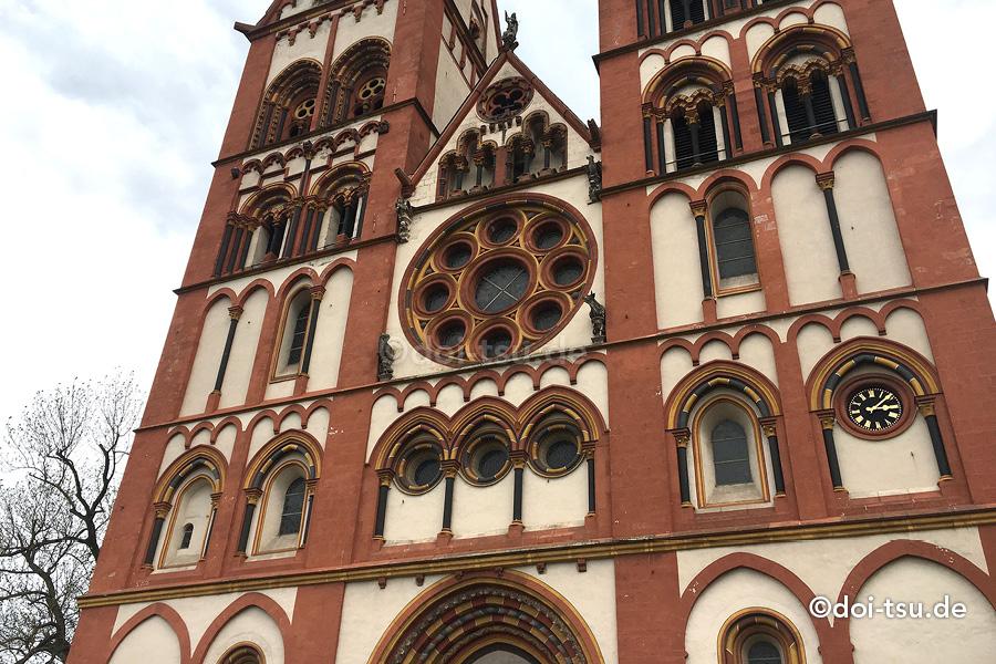 リンブルク大聖堂(Limburger Dom)