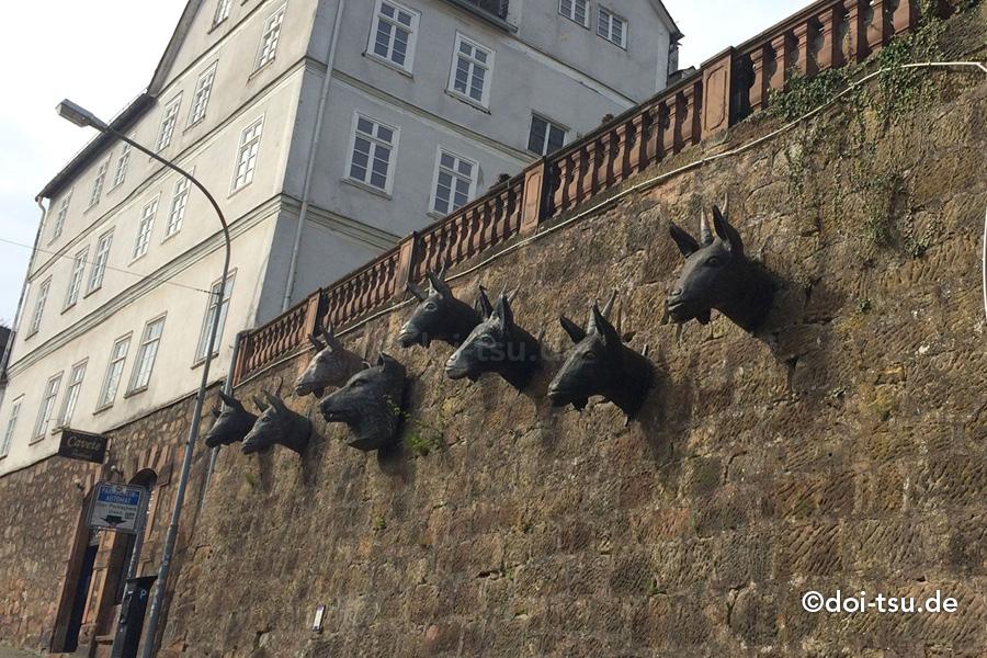 グリム童話の世界へ!メルヘンの街マールブルク(Marburg)