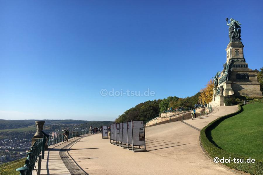 ニーダーヴァルト記念碑(Niederwalddenkmal)