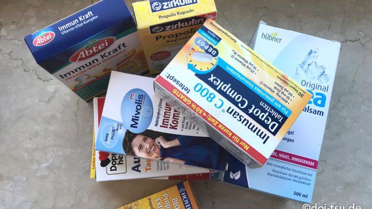 ドイツのおすすめサプリメントやビタミン剤、健康食品を在住者が紹介!【免疫力UPでコロナ対策】